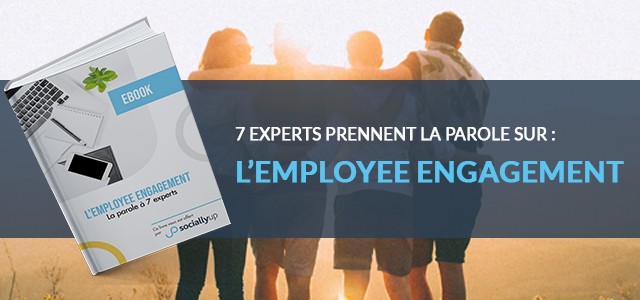 [LIVRE BLANC] Employee Engagement : La parole à 7 experts